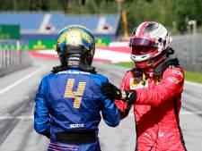 Leclerc na tweede plek: 'Dit voelt als een overwinning'
