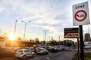 Antwerpen lage emissiezone registreren