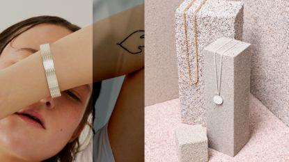 Minimalistische & Belgische juwelenmerken die je misschien nog niet kende