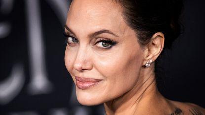 Angelina Jolie scheidde van Brad Pitt om de kinderen
