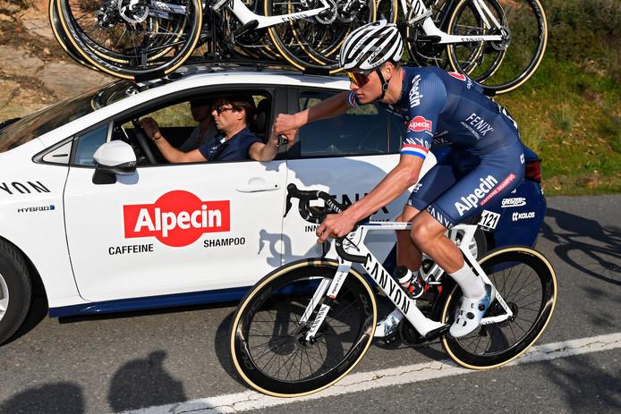 De ploeg van Mathieu van der Poel maakt ook deel uit van de MPCC.