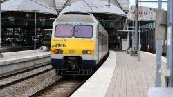 Treinverkeer vertraagd na persoonsaanrijding