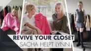 Sacha blaast nieuw leven in de kleerkast van Lynn