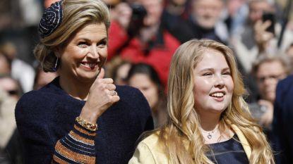 Nederlandse prinses Amalia maakt middelbare school in China af