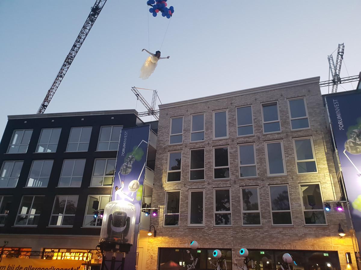 Het nieuwe centrum van Rosmalen is geopend.