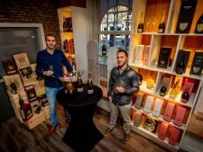 Bubbels, bubbels en nog eens bubbels: Dordrecht heeft een champagnezaak