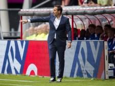 Van 't Schip beschermt nieuw PEC na zeperd in Utrecht: 'Dit team heeft tijd nodig'