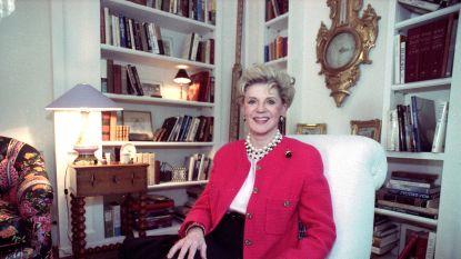 Schrijfster Judith Krantz overleden