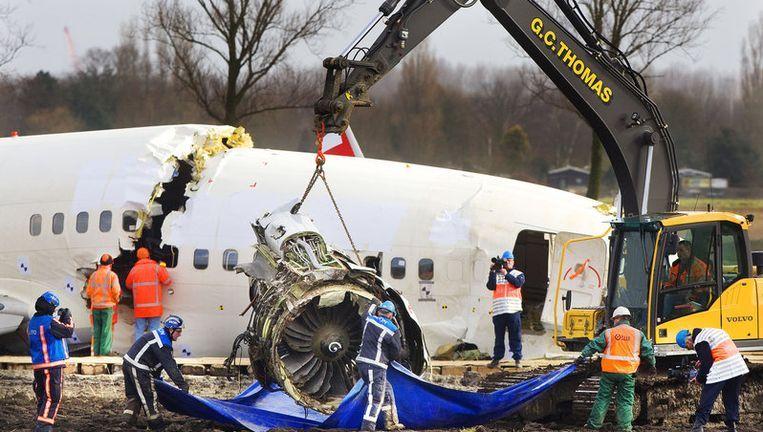 Met informatie uit rapporten over de crash van de Boeing 737 van Turkish Airlines in 2009 hadden latere rampen voorkomen kunnen worden, volgens experts. Beeld ANP