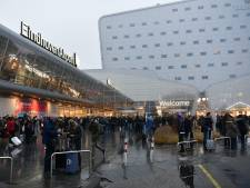 Eindhoven Airport: zondag waarschijnlijk geen vluchten meer vanwege mist