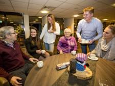 Koffie Club Oldenzaal in finale Appeltje van Oranje