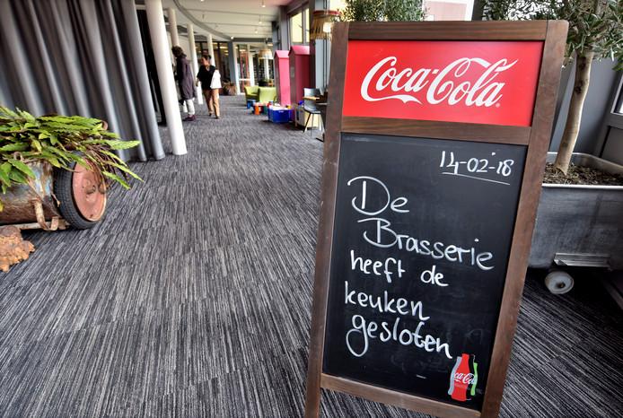 Ans Verhoeven Roger Vanderschaeghe stoppen als beheerders van het Beekse Kulturhus en de brasserie.  Foto Flip Franssen
