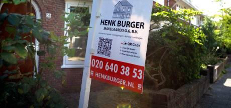 'Verhuizende Amsterdammers stuwen huizenprijzen in de regio'