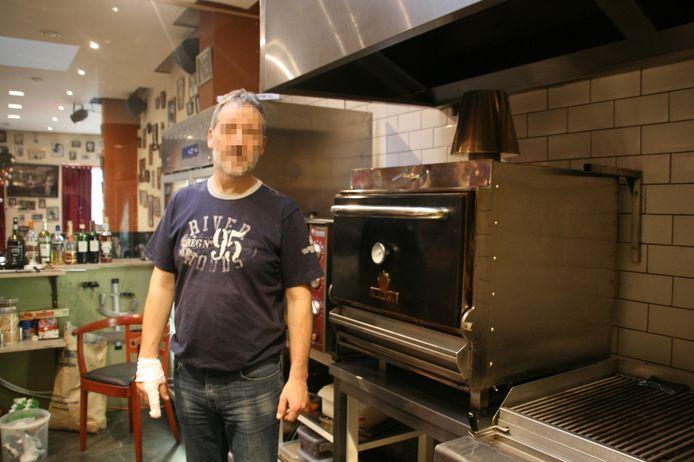 Carlo H. baatte jarenlang verschillende restaurants uit. (archiefbeeld)