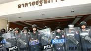 Betogers trekken zich terug uit Thais parlement