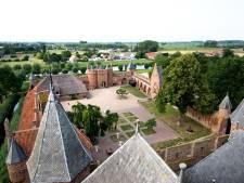 Zwakke balk ophaalbrug kasteel Doornenburg: niet met de auto