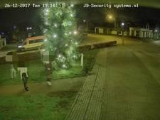 Vernieler kerstboom in Rheden meldt zich