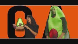 VIDEO. Kobe en Danira bezingen hun liefde voor avocado's in 'Over Eten'