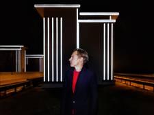 Sprookjesachtige kunstwerken verlichten Afsluitdijk