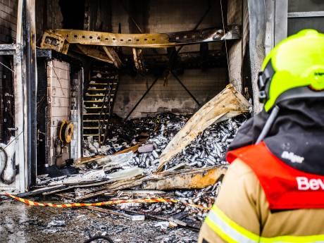 Brand op Dordts bedrijventerrein veroorzaakt flinke schade