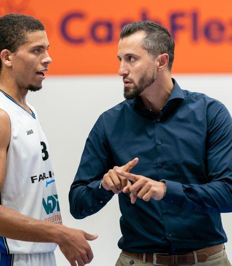 Ook basketbalmannen gaan in Bemmel eredivisie spelen, voorlopige licentie afgegeven