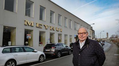 """Meyhui verhuist detailhandel van Damkaai naar Heule: """"Winkel is hier té moeilijk bereikbaar"""""""