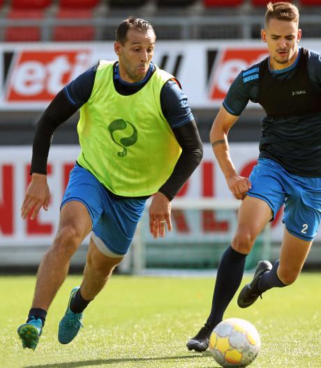 El Hamdaoui na avontuur bij FC Twente terug bij Excelsior