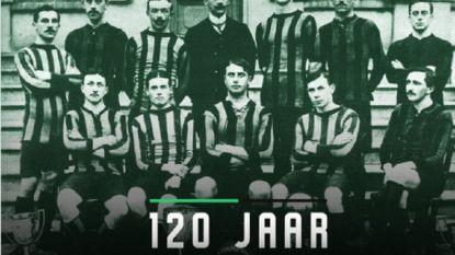 Cercle Brugge viert 120-jarig bestaan: overleven aan de top als handelsmerk