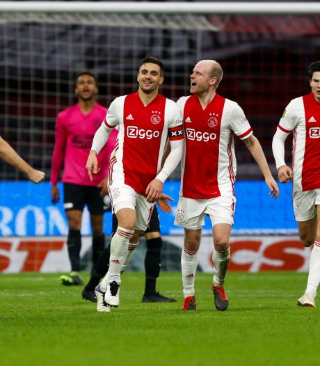 Kraker tussen Ajax en AZ in achtste finales, Vitesse en NEC spelen thuiswedstrijd