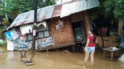 Al 68 doden en meer dan 20.000 daklozen door modderstromen en overstromingen op Filipijnen