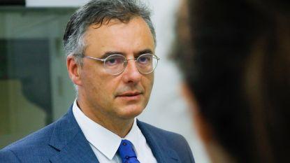 """CD&V-voorzitter Joachim Coens: """"Hoofd koel houden en onderhandelingen aan tafel voeren"""""""