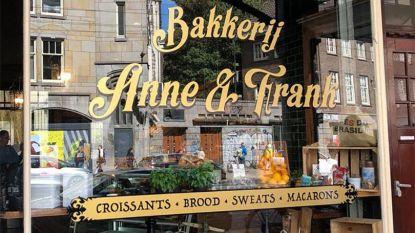 Amsterdamse bakkerij Anne & Frank past naam aan na ophef