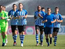 Talenten Burgering en Vermeulen bij A-selectie FC Eindhoven, Van Otterdijk doet stapje terug