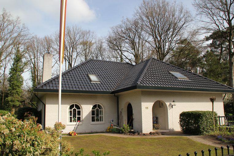 Een huis met zonnedak.  Beeld Zep