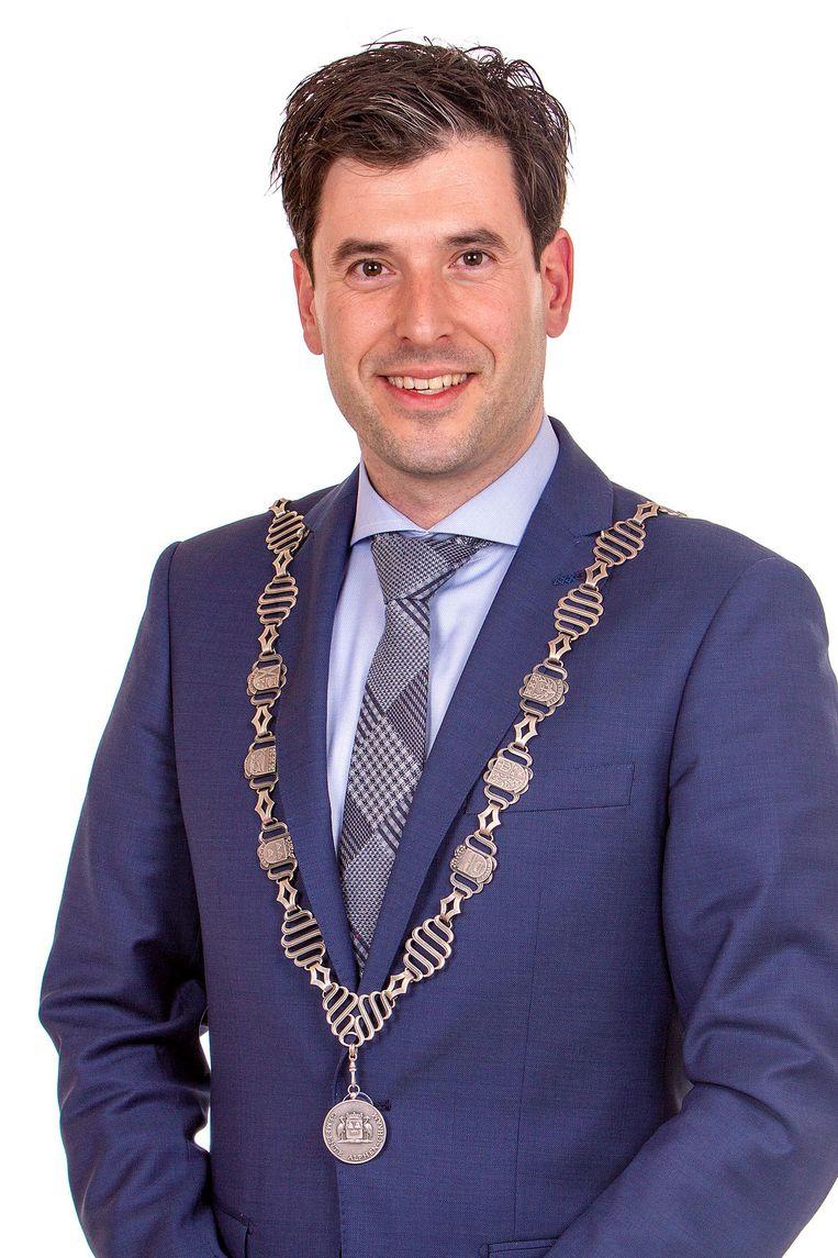 Joerie Minses, burgemeester van Alphen-Chaam. Beeld Wikimedia