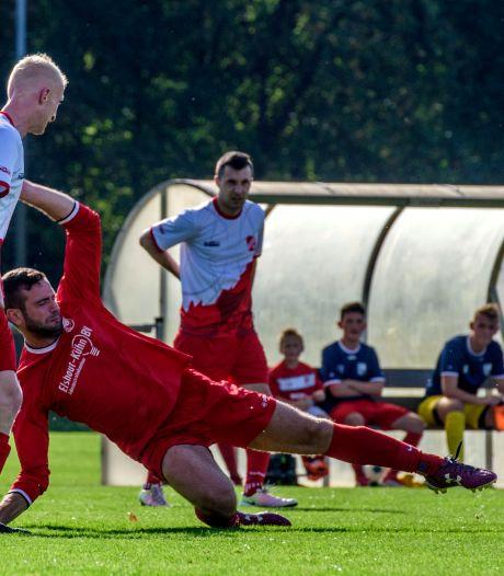 Boswinkel maakt tropisch doelpunt bij FC Drunen
