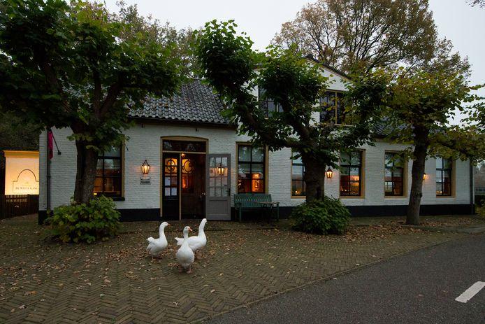 Restaurant de Witte Gans in Dalfsen.