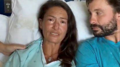 """Amanda na 17 dagen in Hawaïaanse wildernis gered: """"Had enkel keuze tussen leven en dood"""""""