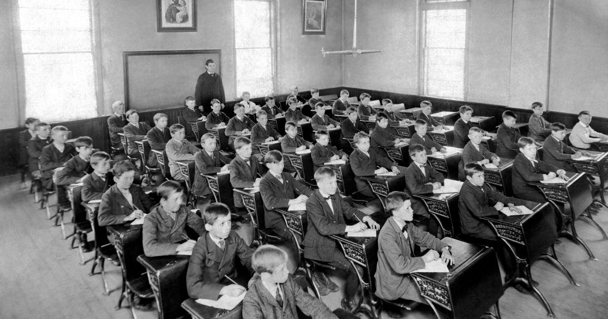 'Ouderwets' onderwijs blijkt het beste