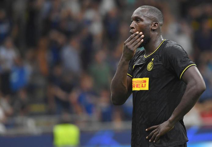 Romelu Lukaku a connu une première compliquée en Ligue des Champions. Sevré de ballons pendant une grande partie du match, il a failli être le héros de l'Inter. Frustrant.