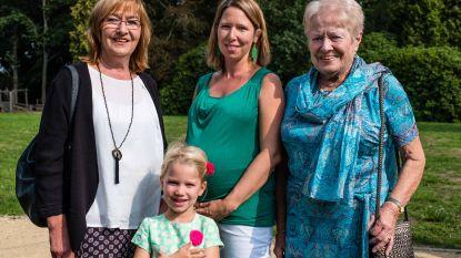 Weldra dubbel viergeslacht voor stammoeder Alice Artoos?