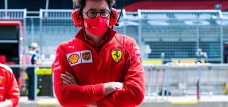 Ferrari verwacht meer van Vettel: 'Beide auto's zijn identiek'