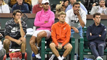 Indian Wells eerste toernooi voor Goffin met nieuwe coach, in achtste finale wacht mogelijk Nadal