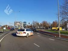 Automobilisten negeren rood stoplicht bij nasleep ongeluk in Hengelo