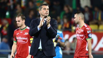 Custovic behoudt het vertrouwen bij KV Oostende