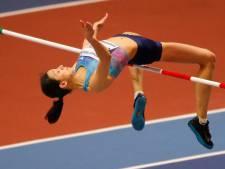 Russische hoogspringster Lasitskene mag meedoen aan WK in Doha