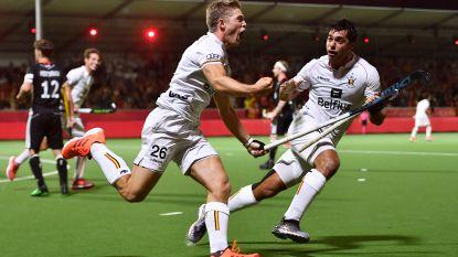 Finale! Red Lions houden hun EK-droom levendig na thriller tegen Duitsland