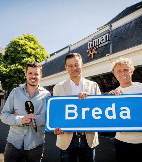 'Ieder jaar een Tourplein aan de Bredase Haven'