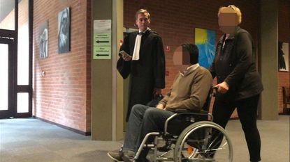 """""""Iemand opgesloten? Ik zit in een rolstoel"""""""