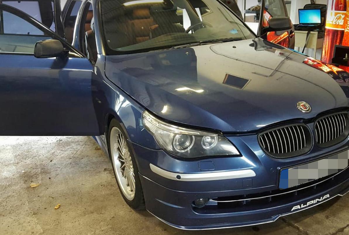 De bijzondere BMW.